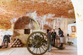 Espionage at Mobile Point: Fort Morgan
