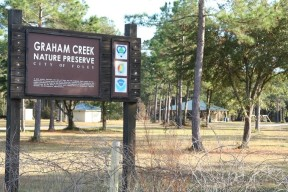 Graham Creek Haunted Forest