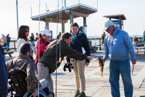 Guided Pier Walk: Gulf State Park Nature Center
