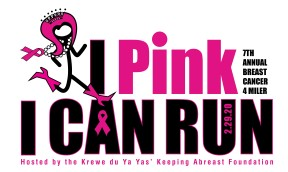 2020 I Pink I Can 4 Mile Run/Walk
