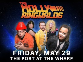 Molly Ringwalds at The Port