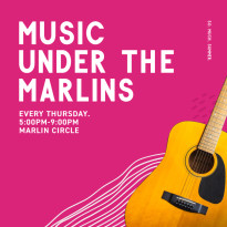 Music Under The Marlins