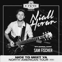 C Spire Concert Series presents: Niall Horan with special guest Sam Fischer
