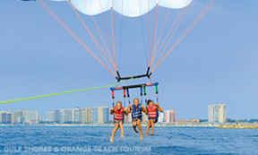 Orange Beach Parasail