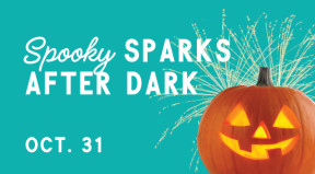 Spooky Sparks After Dark