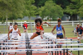 2021 NAIA Outdoor Track & Field National Championship Friends & Family