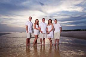 Vacation Beach Portraits - Orange Beach Photographer