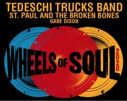 C Spire Concert Series presents: Tedeschi Trucks Band Wheels of Soul 2020 Sixth Annual Summer Tour featuring special guest St. Paul and The Broken Bones and Gabe Dixon
