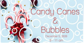 Candy Canes & Bubbles Breakfast
