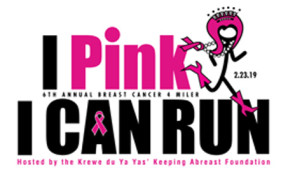 2021 I Pink I Can 4 Mile Run/Walk
