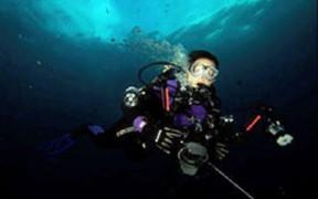 加里湾潜水员