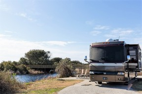 Gulf Shores Travel Trailer Rentals