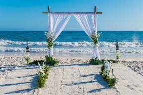 Sun Coast Beach Weddings