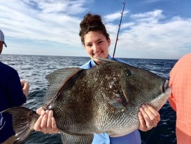 Alabama Girl Inshore Fishing Charters