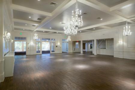 estate ballroom
