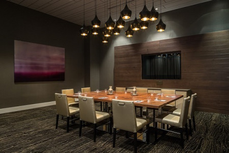 Hyatt Centric Atlanta Midtown AtlantaMeetings Unique Private Dining Room Atlanta