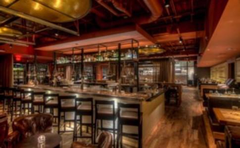Interior of KR SteakBar