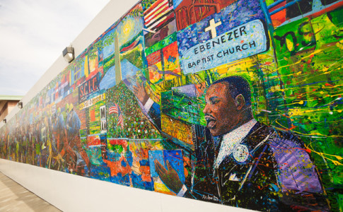 Atlanta-MLK-Ebenezer-Mural