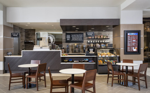 Crowne Plaza Atlanta Midtown - THRIVE Farmer's Coffee
