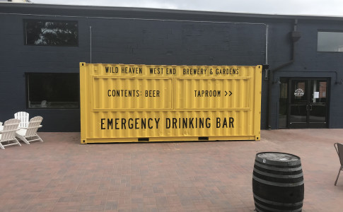 Emergency Drinking Bar