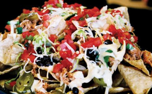 Taco Mac-Nachos