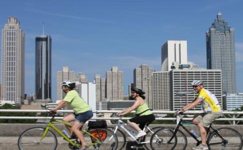 Bicycle Tours of Atlanta 3