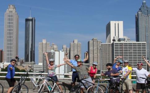 Bicycle Tours of Atlanta 2