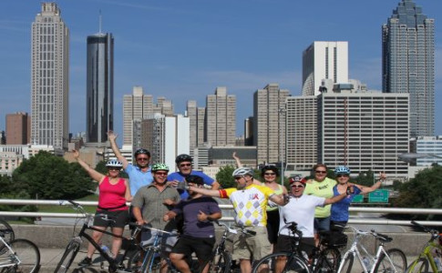 Bicycle Tours of Atlanta 1