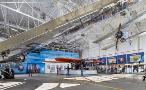 Delta Flight Museum 8