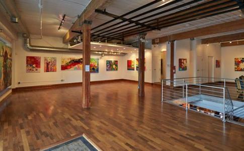 Besharat Art Gallery  5
