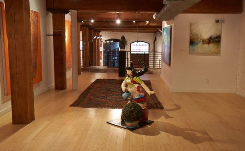 Besharat Art Gallery  3