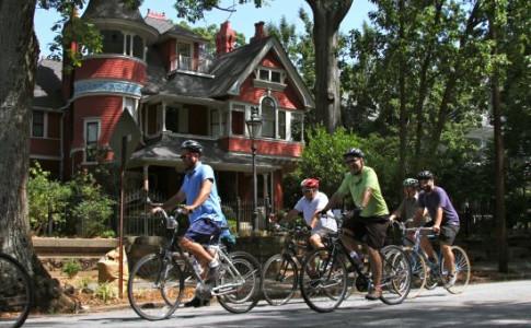 Bicycle Tours of Atlanta 6