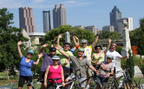 Bicycle Tours of Atlanta 5