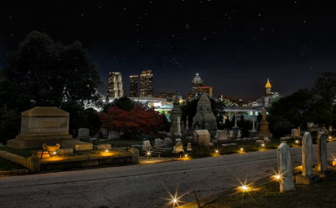 Oakland Cemetery 4