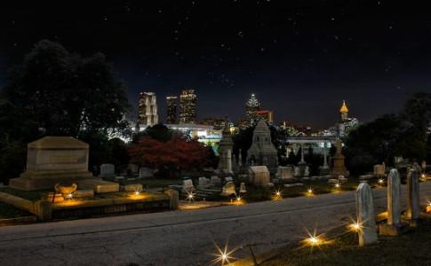 Oakland Cemetery 4