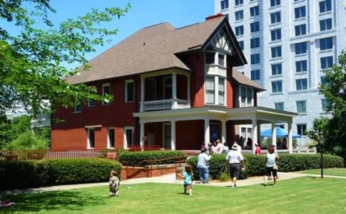Margaret Mitchell House 3