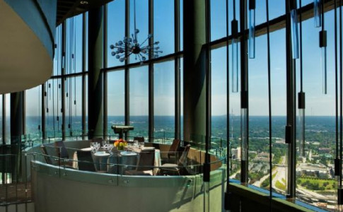 Sun Dial Restaurant, Bar and View 3