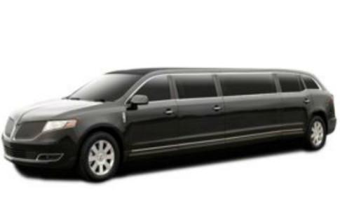 Carey Transportation limousine