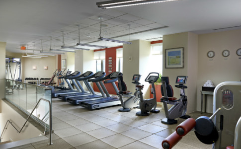 Mandarin Oriental Fitness Center True