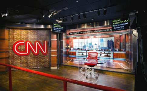go behind the scenes with inside cnn studio tours