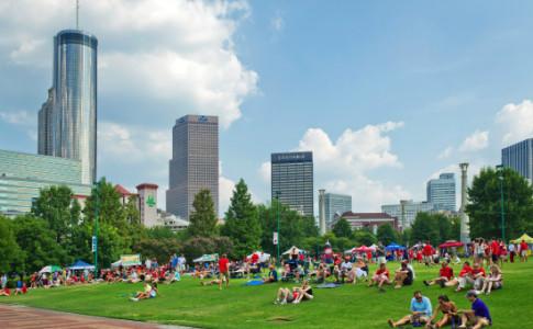 Centennial Olympic Park-Lawn-550x367