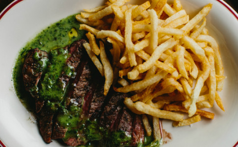 L'Entrecote (Served with Sauce Verte and Frites)  Andrew Thomas Lee (2)-resized
