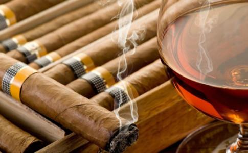 RPB Cigar & Whisky Shot