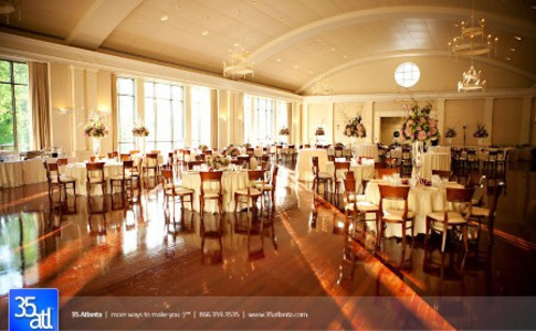 Grand Overlook Ballroom