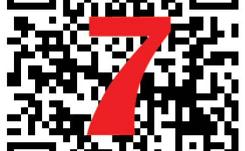 7 Stages QR Code