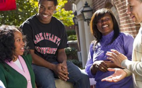 CAU students