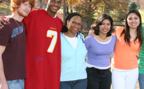 Clayton State University students