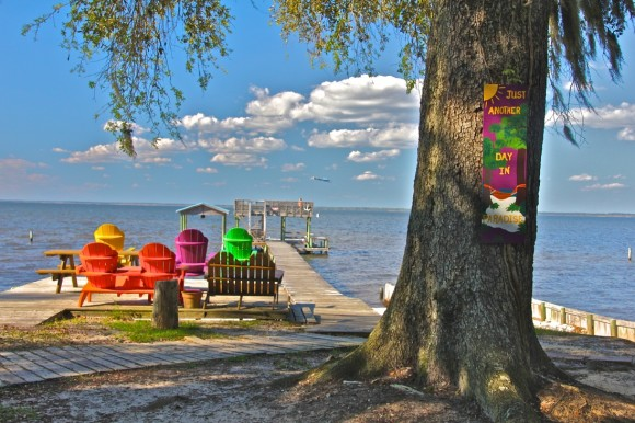 Bay Breeze RV Park on the Bay
