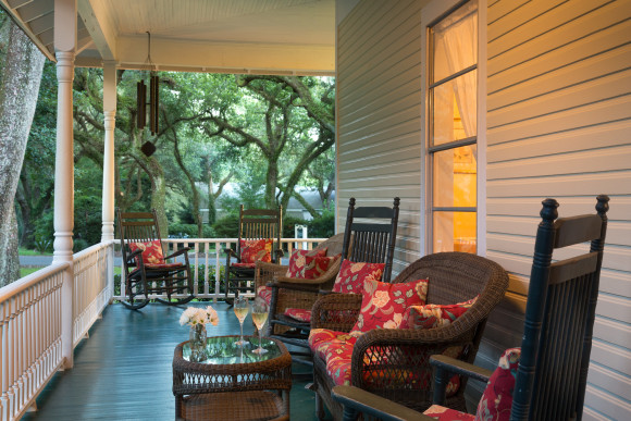 Magnolia Springs Bed & Breakfast