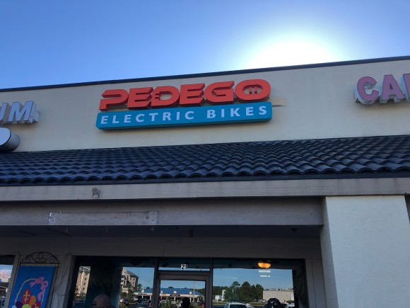 Pedego Electric Bicycles Orange Beach